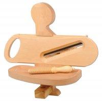 Speckschneider aus Holz