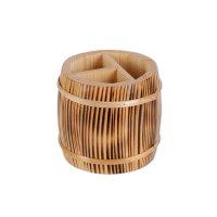 Besteckkübel aus Holz